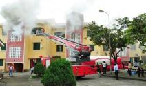 Sai lầm trong thiết kế, thi công hệ thống phòng cháy chữa cháy